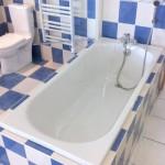 Choix de la baignoire