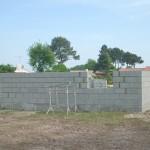 Elévation des murs 4