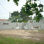 Elévation des murs 5