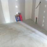Chape liquide dans le cellier