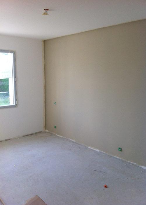 Peintures int rieures de la maison - Plafond pour toucher la rentree scolaire ...