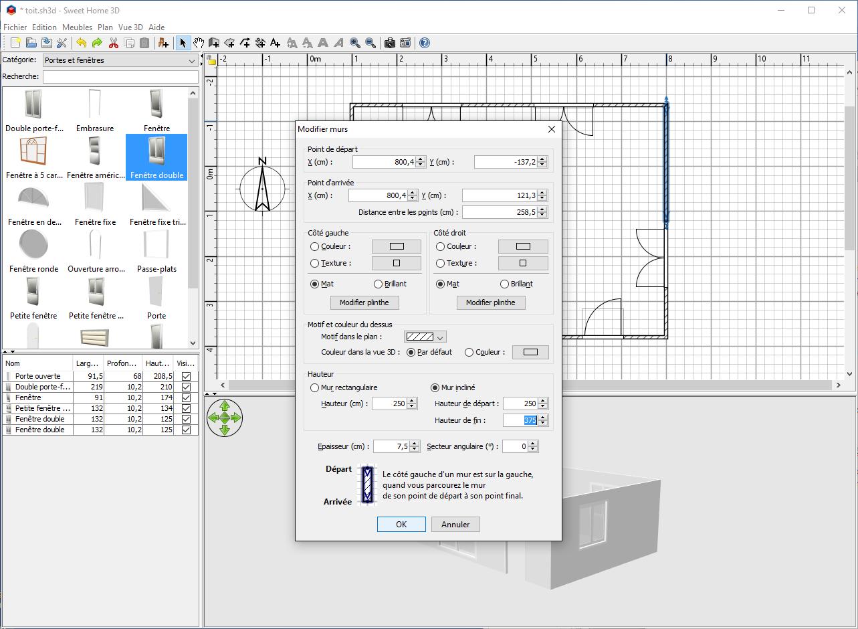 Aménager son igloo avec <b>Sweet</b> <b>Home</b> <b>3D</b> - Framablog