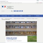 Site de la cohésion des territoires gouv.fr