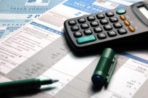 Avis de Taxe d'Aménagement