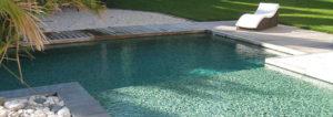 Mosaïque pour revêtement de piscine