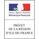 Logo préfecture région Ile de France