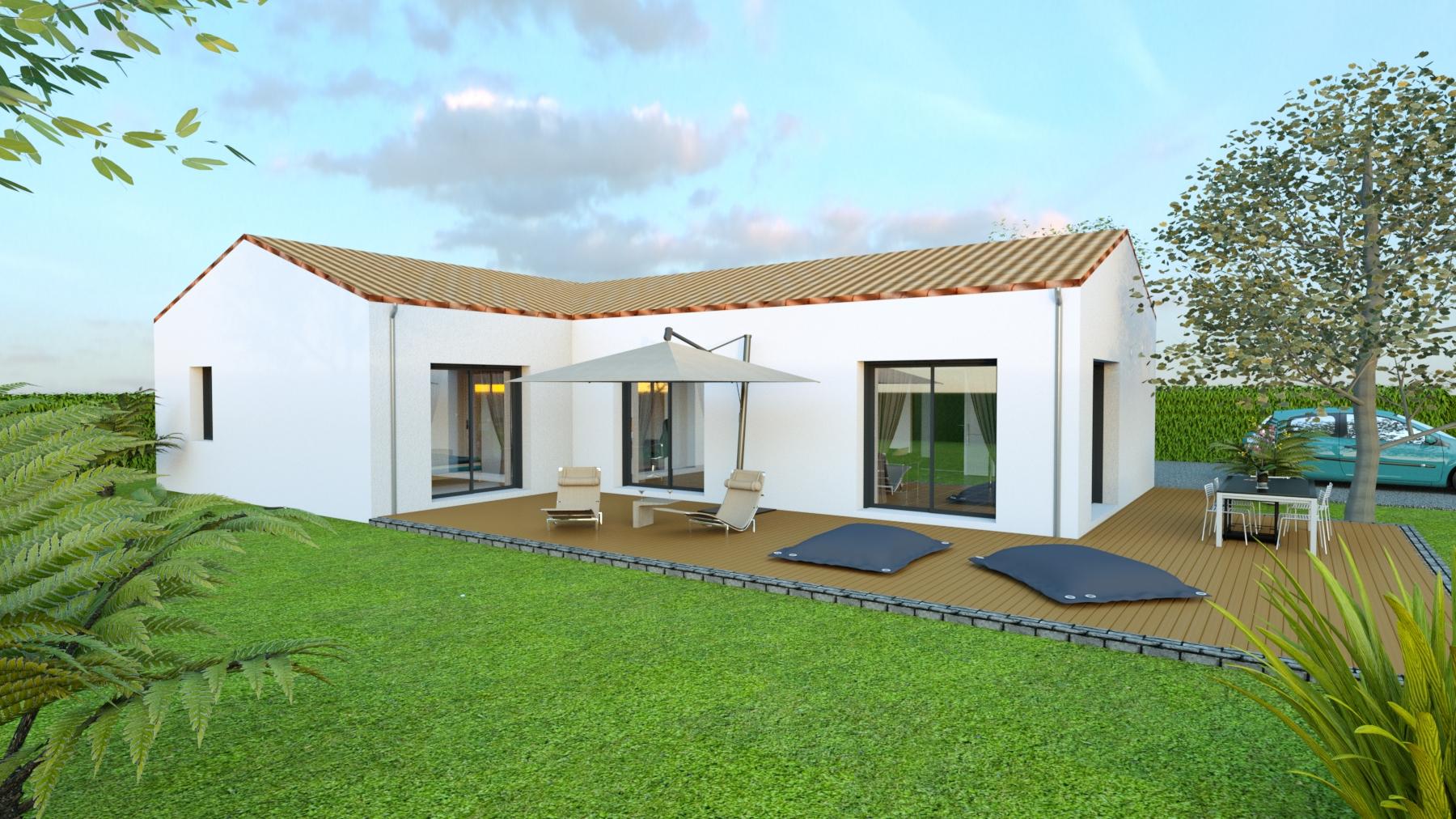 Maison sud Loire