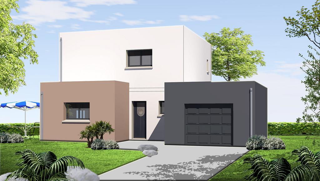 Modèle de maison 2