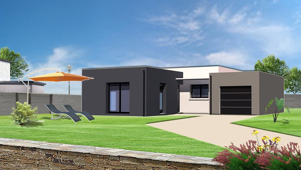 Modèle de maison 3