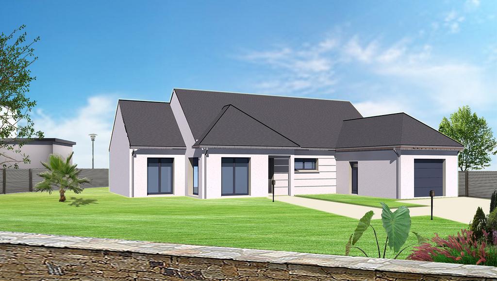 Modèle de maison 4