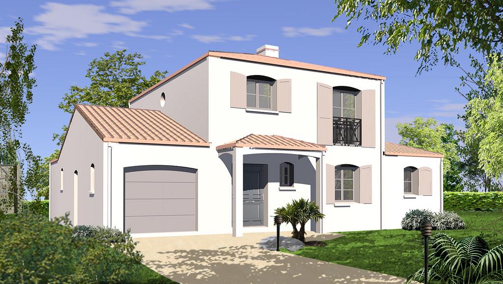 Modèle de maison 5