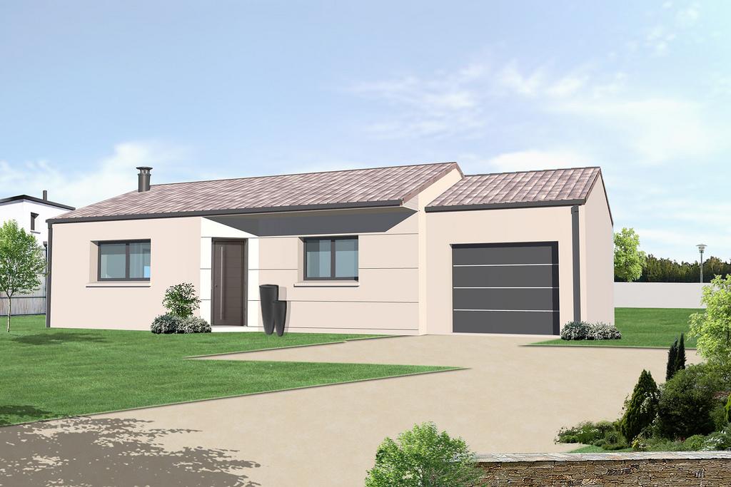 Modèle de maison 7