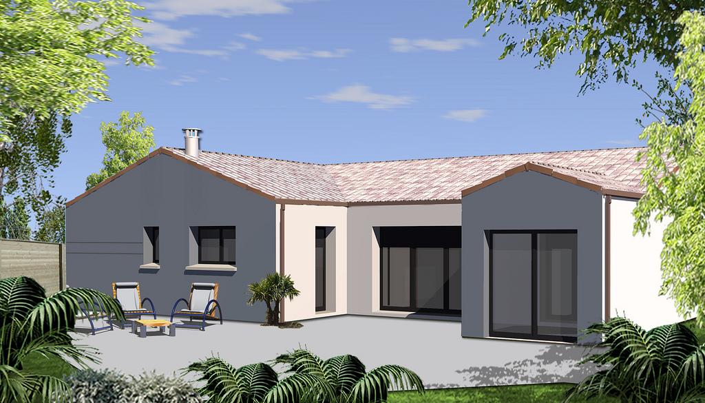 Modèle de maison 8