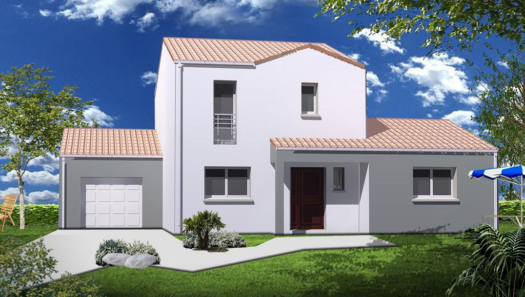 Modèle de maison 9