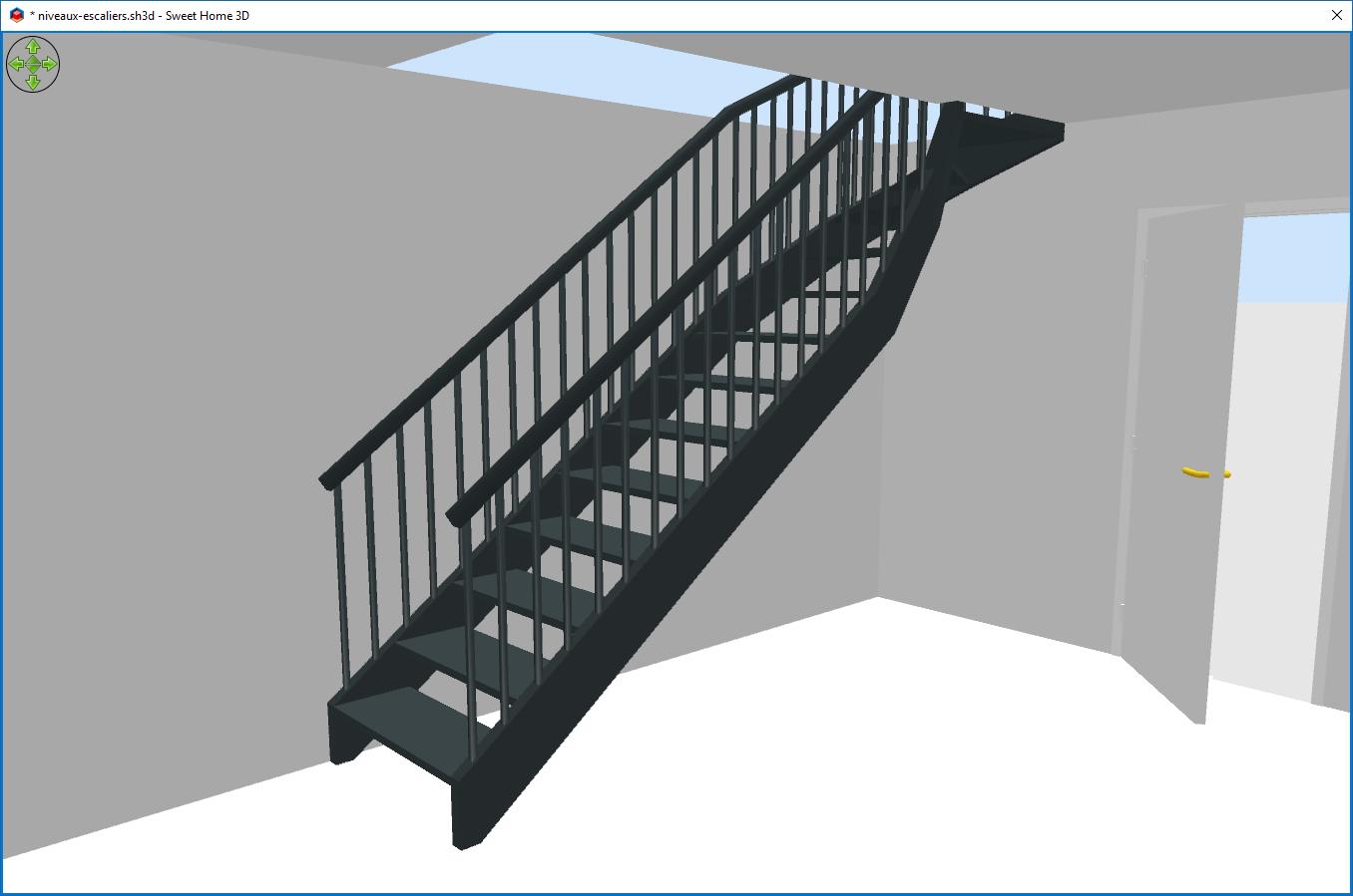 Comment Faire Un Escalier Dans Sweet Home 3d