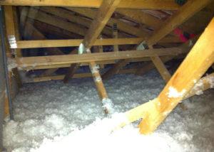 Isolation du toit à 1 €