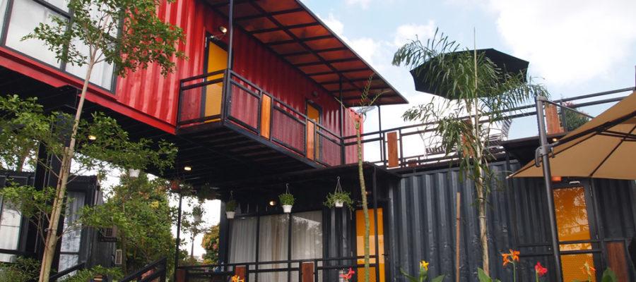 Maison Conteneur Avantages Inconvenients Prix De La Construction
