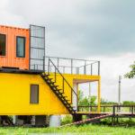Maisons en containers maritimes