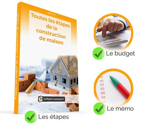 Ebooks gratuits pour faire construire