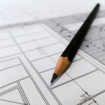Plan de terrain à bâtir