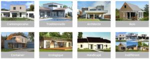 Choix de constructeur et de sa maison