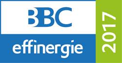 Logo Effinergie label BBC 2017