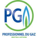 Logo PG - Professionnel du Gaz