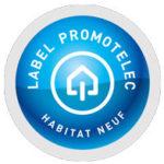 Label Promotelec Habitat neuf