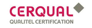 Logo Cerqual Qualitel Certification