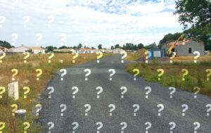 Les questions à poser à un vendeur de terrain