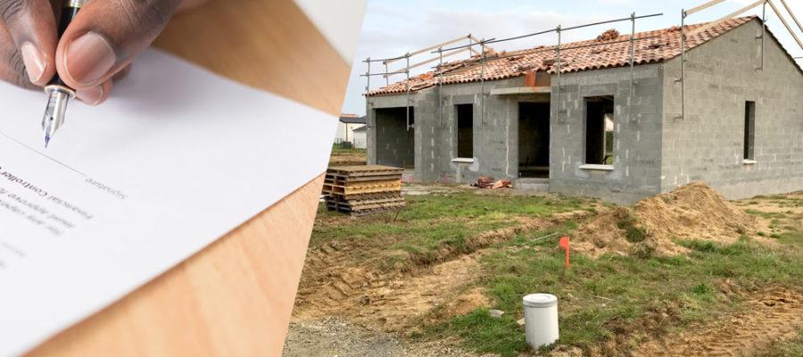 4 types de contrat de construction