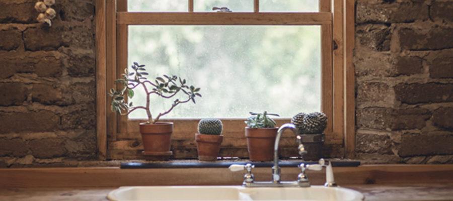 L'étanchéité des fenêtres par le calfeutrage