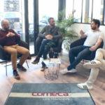 Interview des conseillers dans l'agence Coméca de Challans