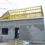 La maçonnerie et la toiture