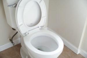 Les toilettes pas toujours évident à positionner sur un plan !